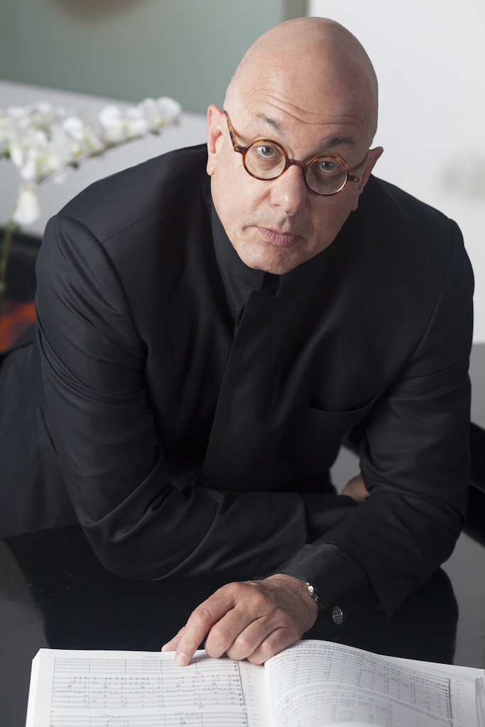 Leon Botstein, photo by Ric Kallaher