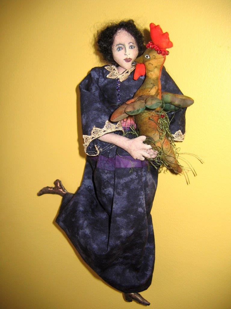 Denise Giardullo - Chagall Doll