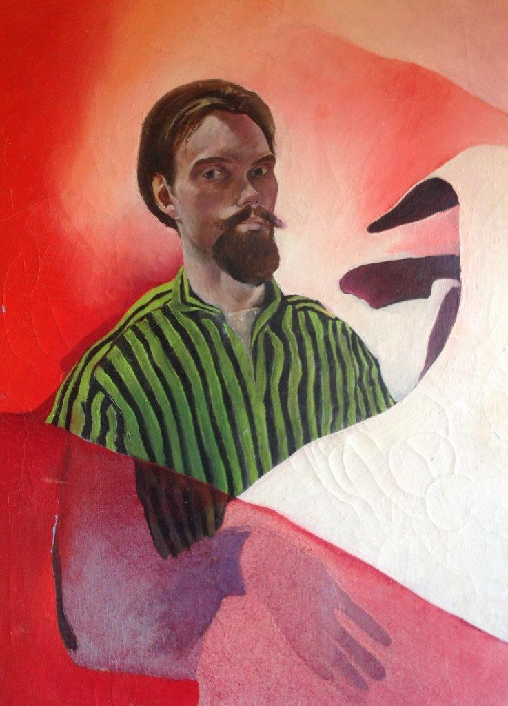 Ed Samuels - Self Portrait