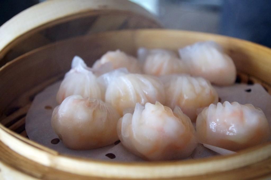 Har Gow - shrimp dumplings