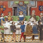 Froissart's Chronicles Banquet.
